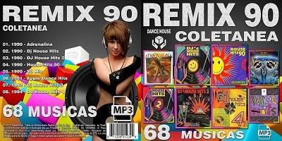 Coletanea Remix 90 MP3 2014