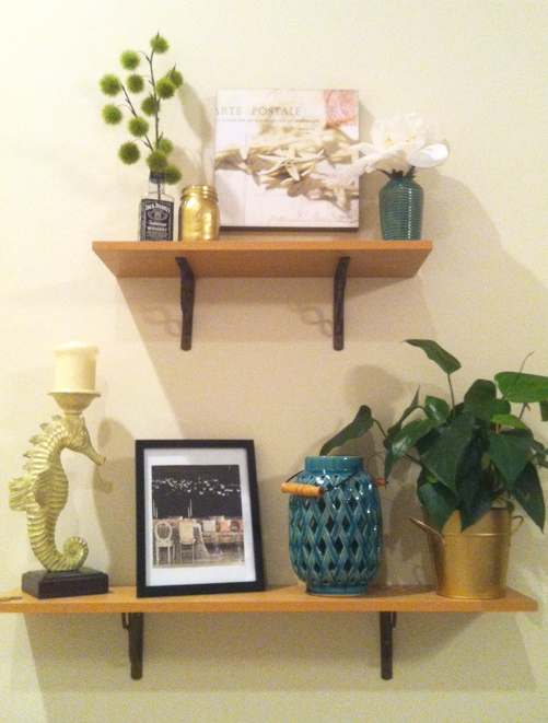 events home decor fashion more home tour 1 shelf decor