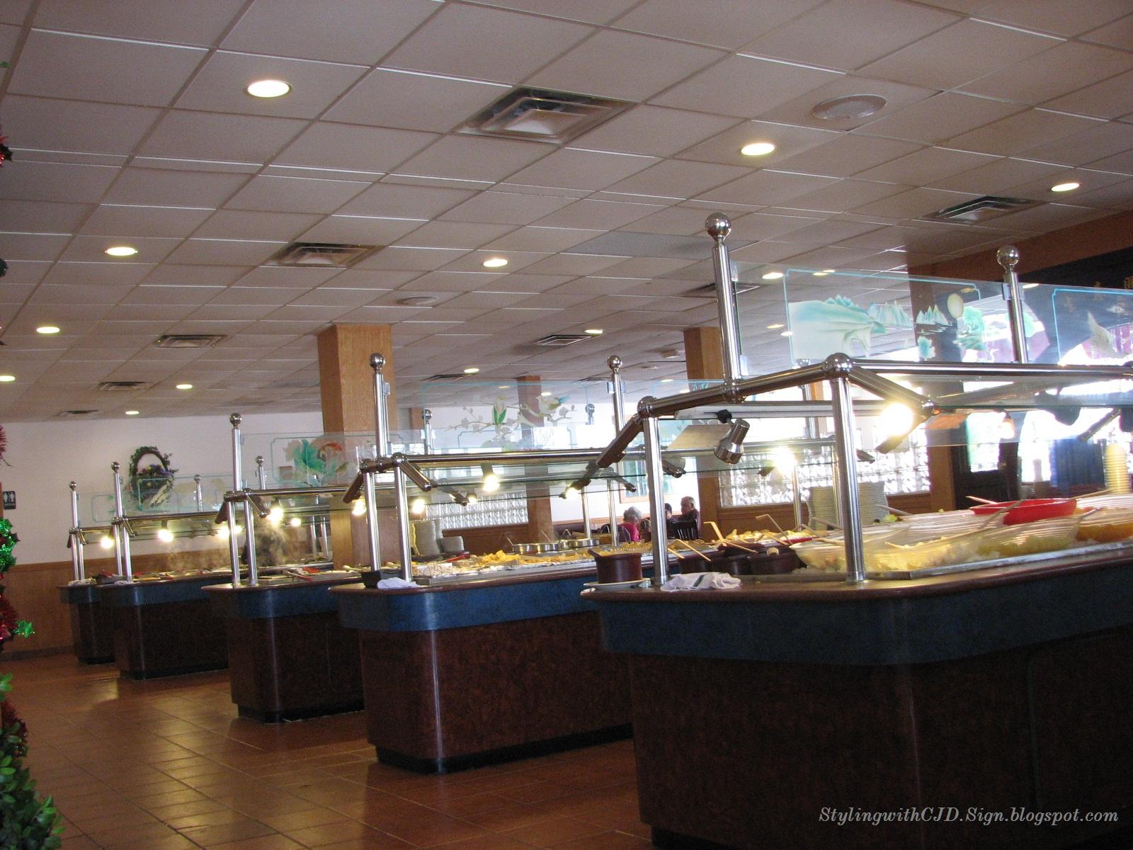 dragon wall buffet sushi bar restaurant review. Black Bedroom Furniture Sets. Home Design Ideas