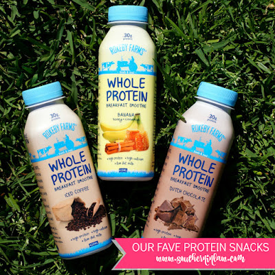 Rokeby Farms Whole Protein Breakfast Smoothie Review - cheap protein Australia