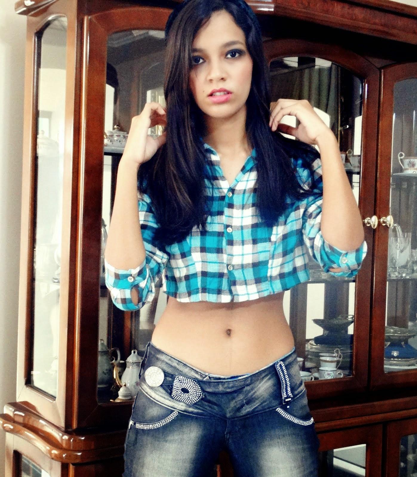 Eu sou Jéssica Almeida
