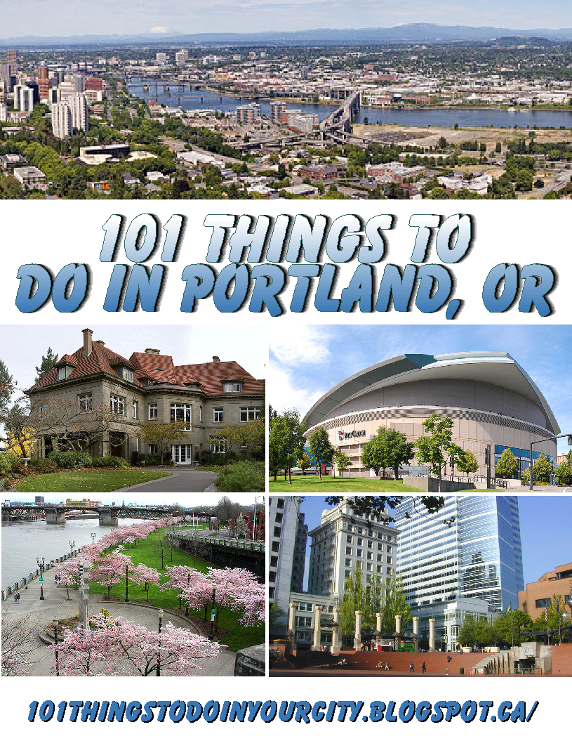 101 things to do 101 things to do in portland for Holiday craft fairs portland oregon