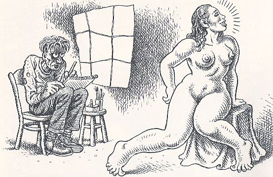 bella desnuda