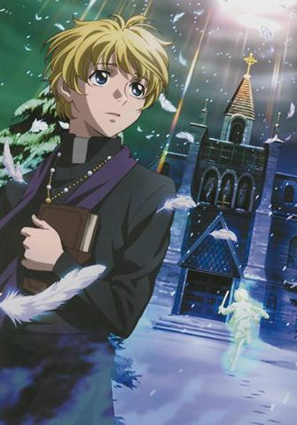 Ghost Hunt Anime Silent Christmas