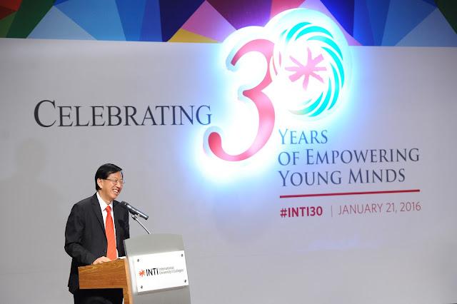 Tan Yew Sing, INTI International University & Colleges,