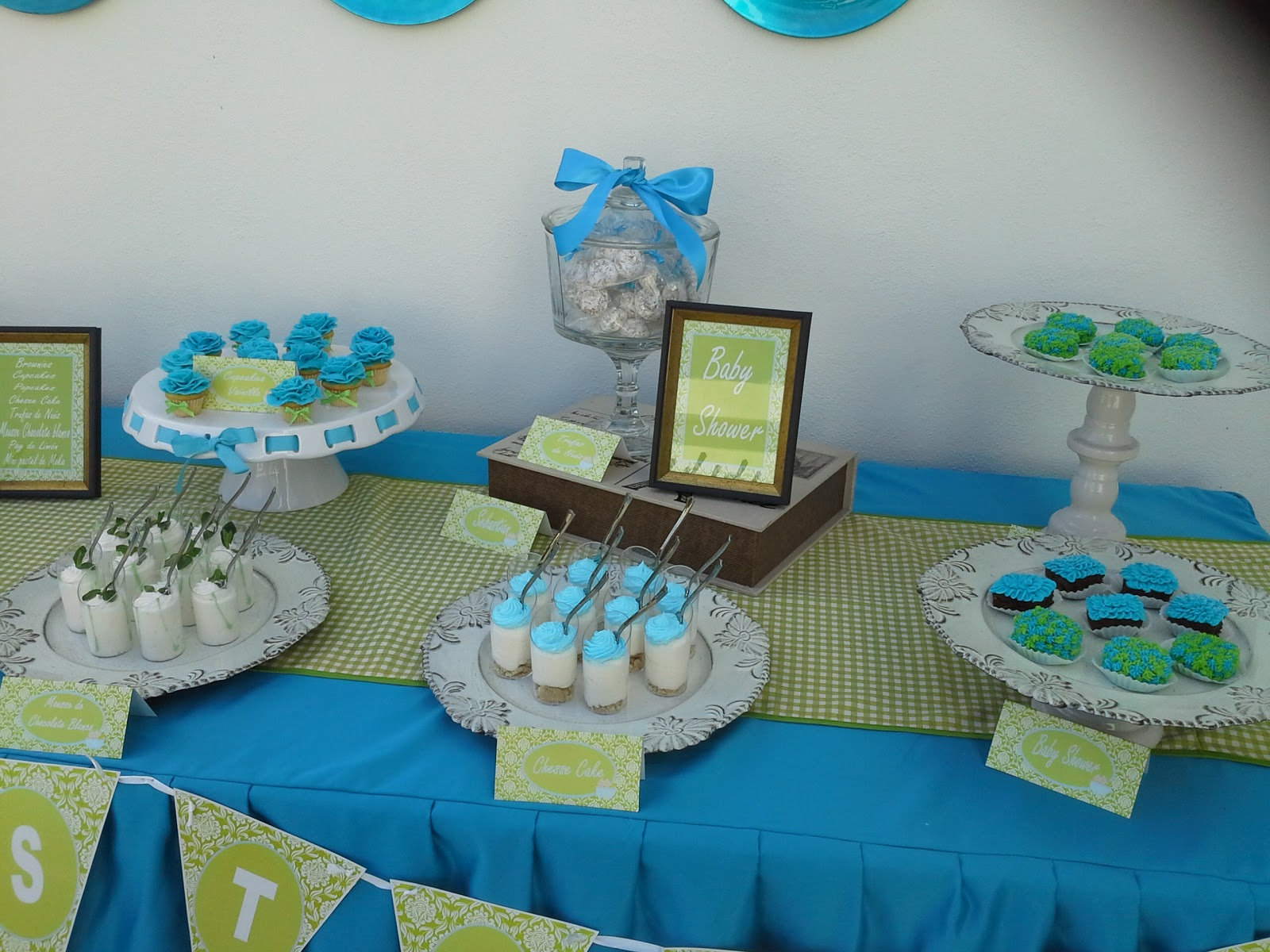Postres Para Baby Shower Home Design