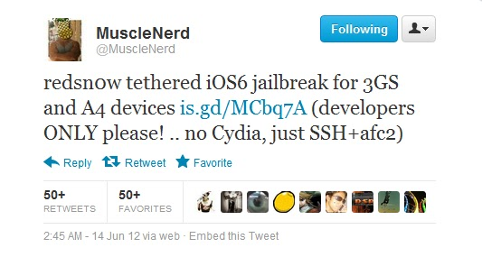 iOS6tetheredjailbreak