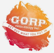 GORP, the clean energy bar.