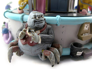 disney store monsters inc snowblobe