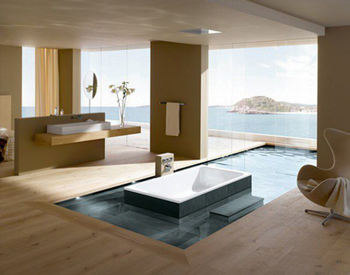 Beautiful Bathroom Design Pictures : Unusual fun and beautiful bathrooms designexhale