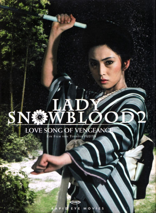 Lady Snowblood 2: Love Song of Vengence (1974)