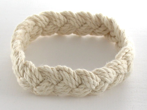Sailor Bracelet Knot4