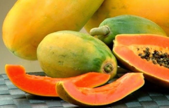 Manfaat buah pepaya untuk kecantikan