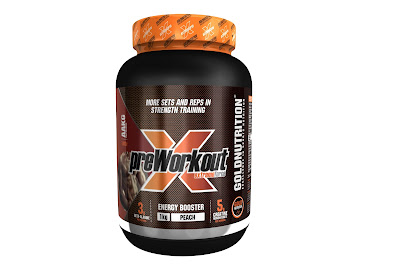 Pre Workout Extreme Force