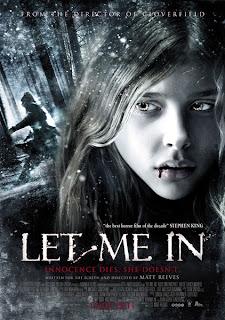 Deixe-me Entrar - 2010 Cartaz do remake americano