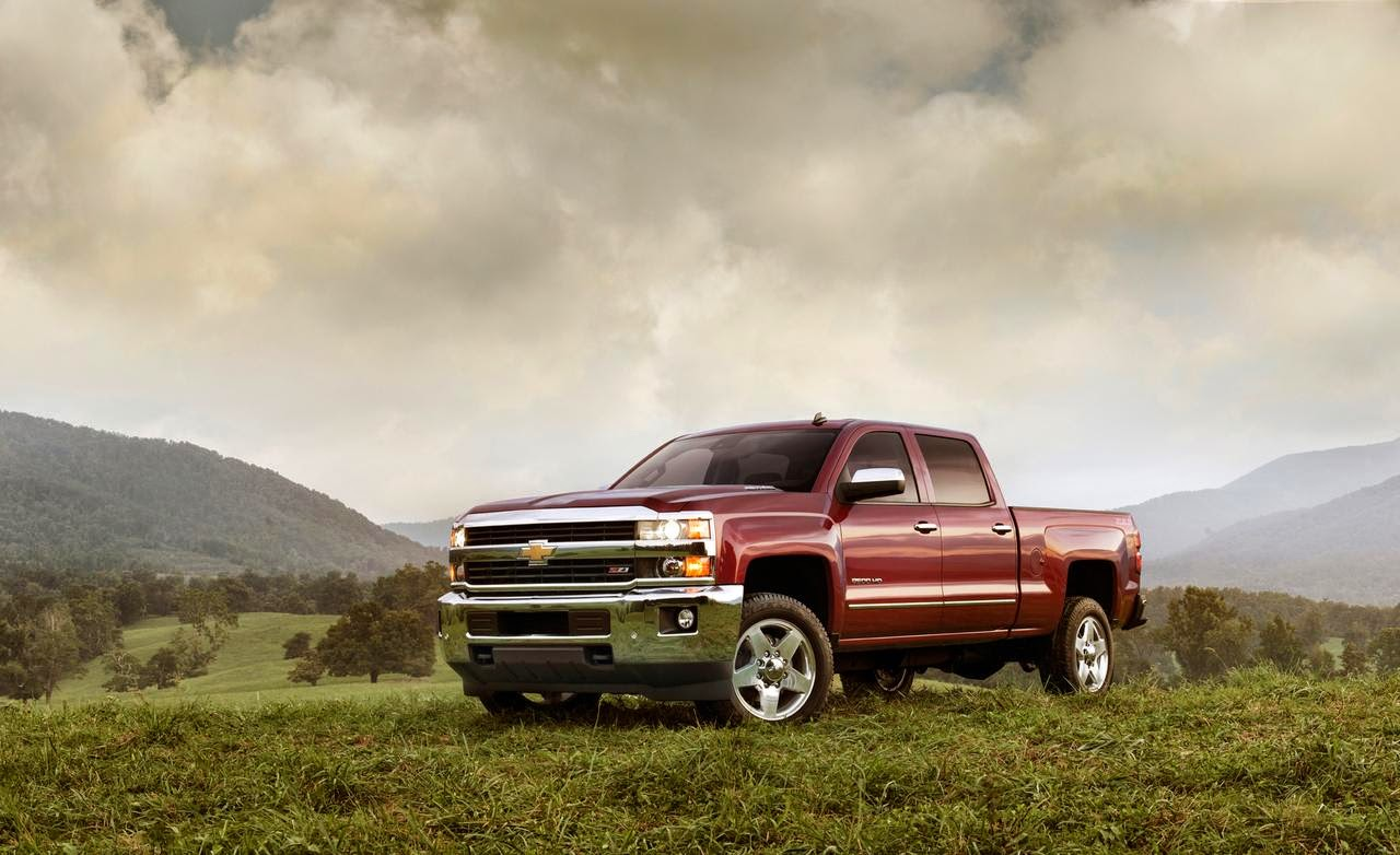 Chevrolet Updates Silverado for 2015