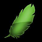 Der grüne Federkiel