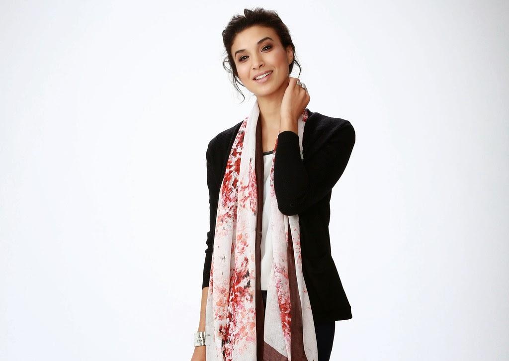 Foulard En Soie Cachemire - Les Différents Mondes De Vida Vida XnBeB