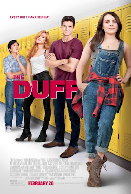 The DUFF 2015 Bluray 720p 775MB Subtitle Indonesia