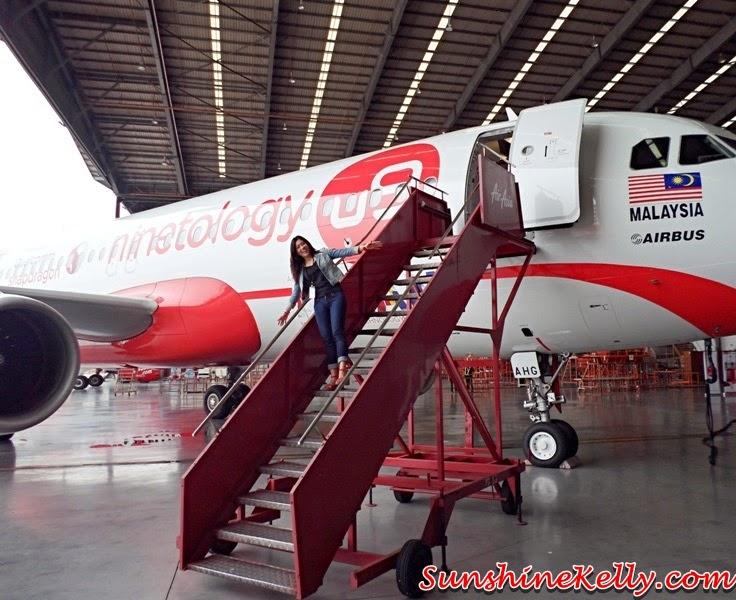 Ninetology Qualcomm AirAsia Aircraft Livery, ninetology aircraft, ninetology u9J1, so wow for all, cosplay, ninetology, airasia aircraft