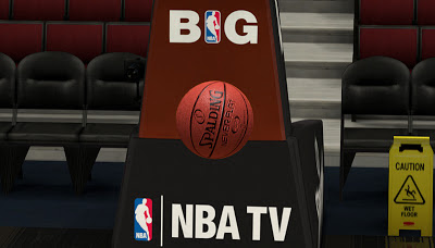 NBA 2K13 Splading Basketball Mod