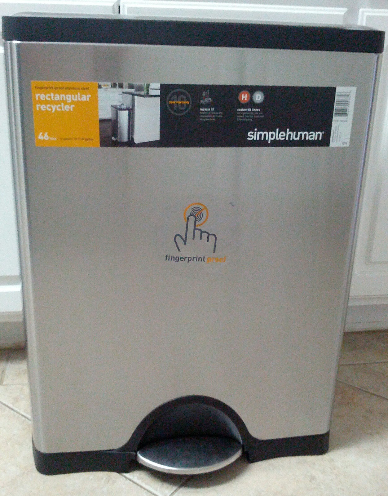 are all trash cans created equally  simplehuman. Simplehuman Kitchen Trash Can  Need A High Quality Trash Can Check