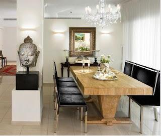 Fotos de comedores comedores de madera modernos for Comedores modernos en puebla