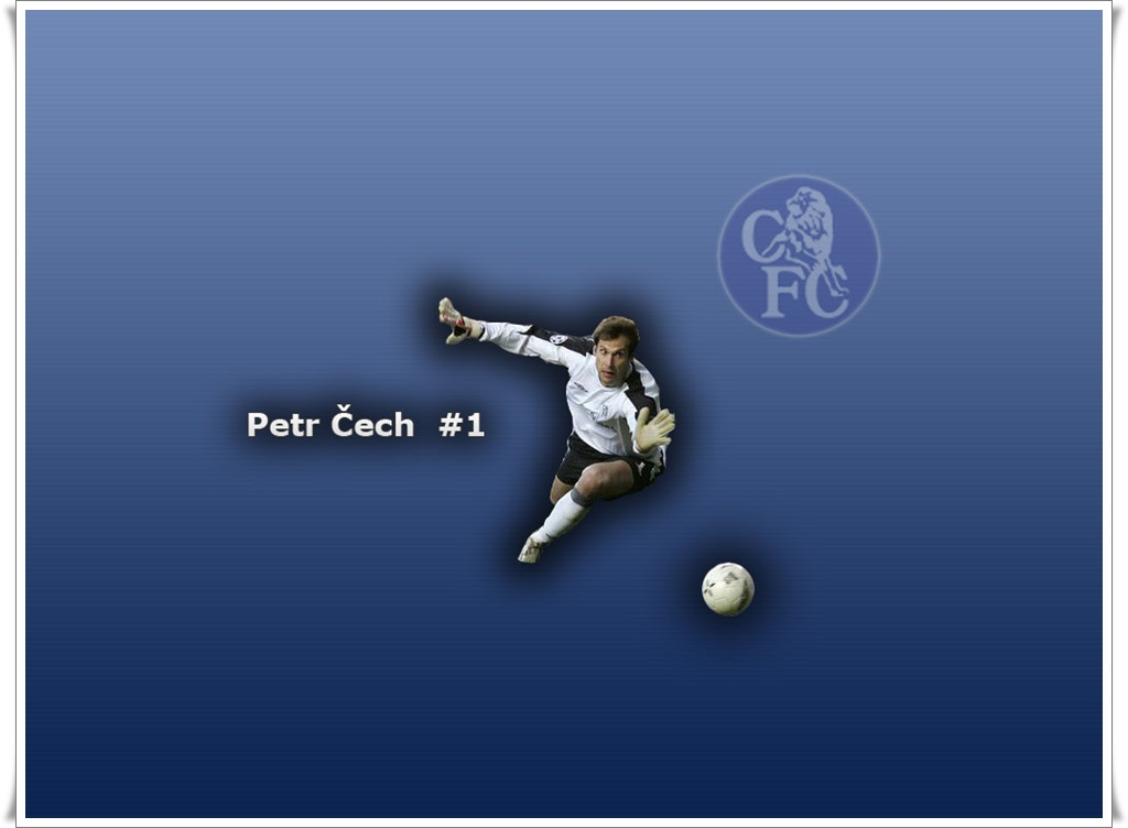 HD Wallpapers Bos: Petr Cech