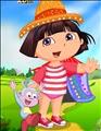 Dora Adventure Dressup Games