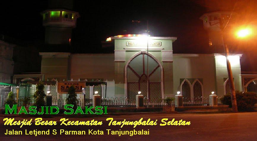 Masjid Saksi