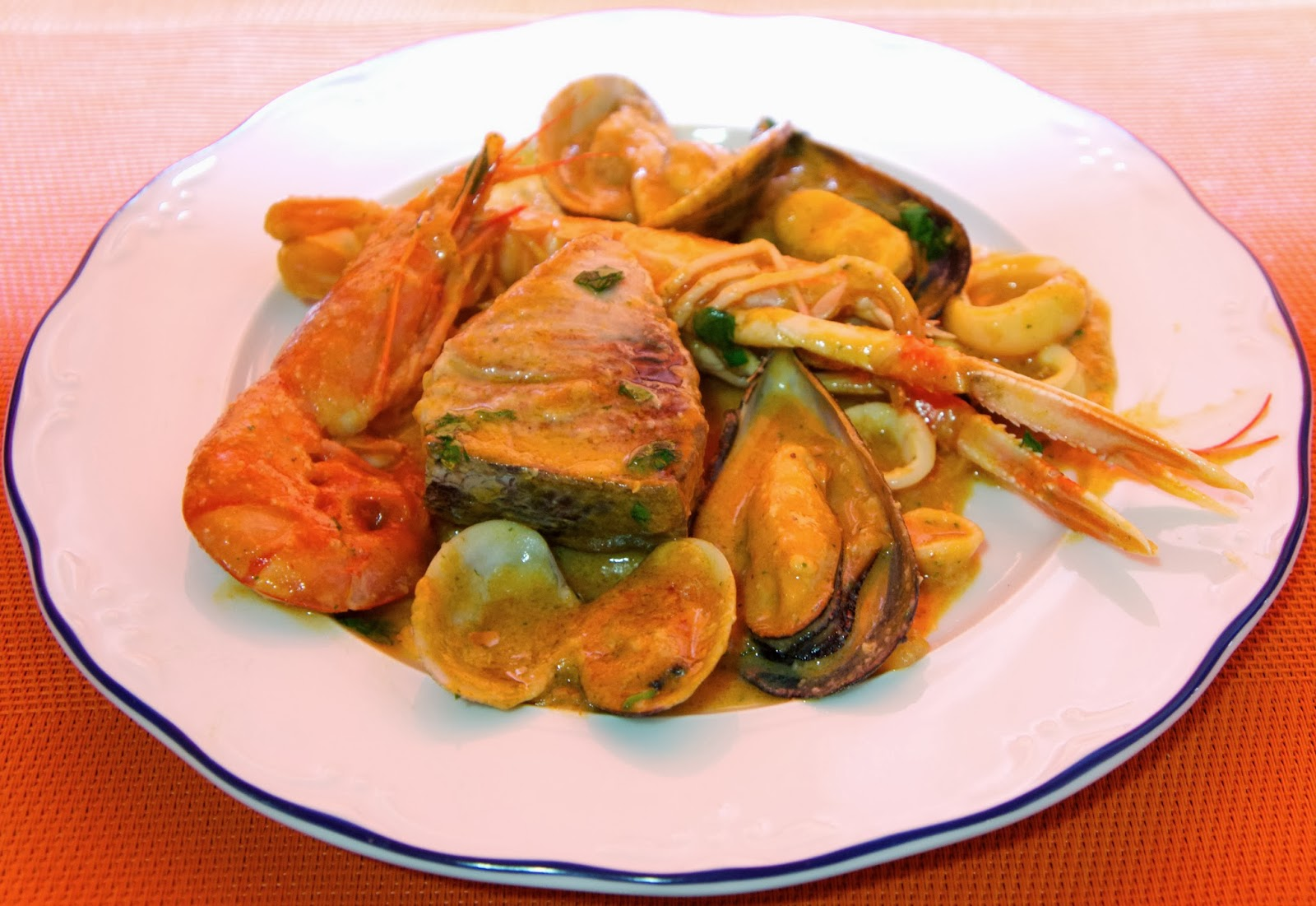 La cocina de jbravo zarzuela de marisco - La cocina de cometelo ...