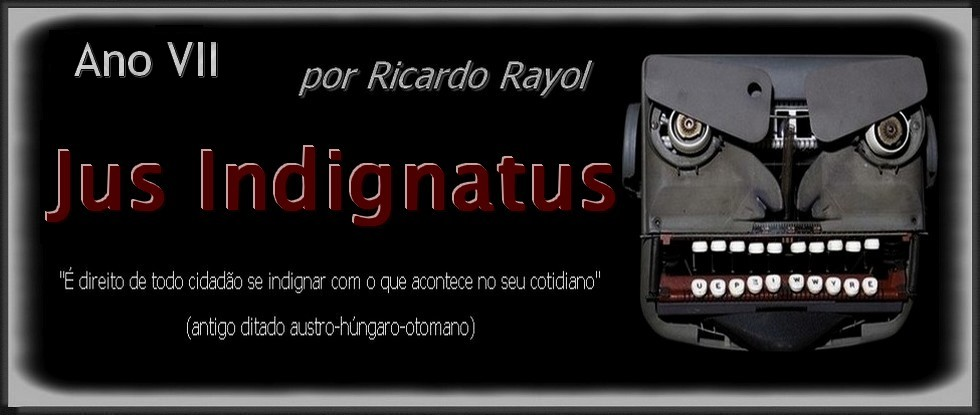 Jus Indignatus por Ricardo Rayol