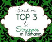 Participam la provocarile Scrapper in Romania