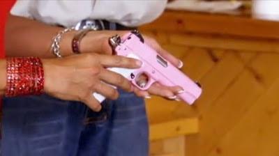 gun, gun accident, gun control, gun death, gun suicide, gun violence, Pink Gun