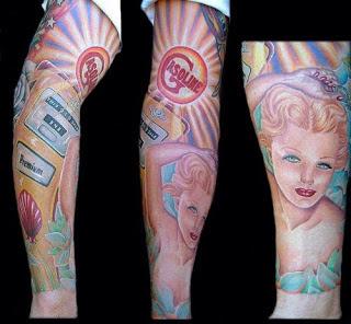 Desenhos de Tatuagens do Rock