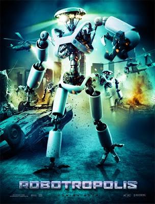 Ver Robotropolis Película Online Gratis (2011)