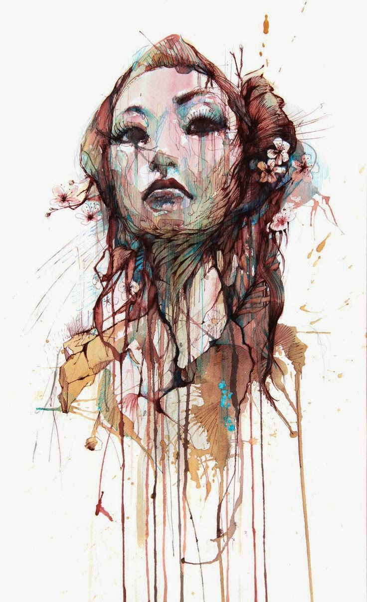 Art of the Day - Carne Griffiths