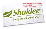 An Independent Shaklee Distributor
