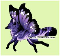 Butterfly Wolf