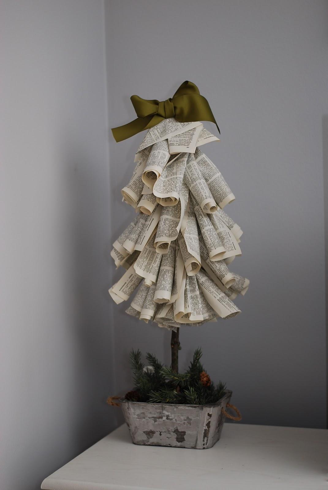 Pinterest Paper Trees