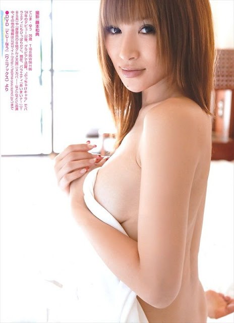Gravure Idol Yuu Tejima