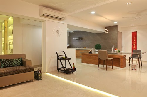 Residential Interior by Ar.Dhawal Malesh, SOUL Studio