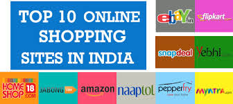 online shopping websites list