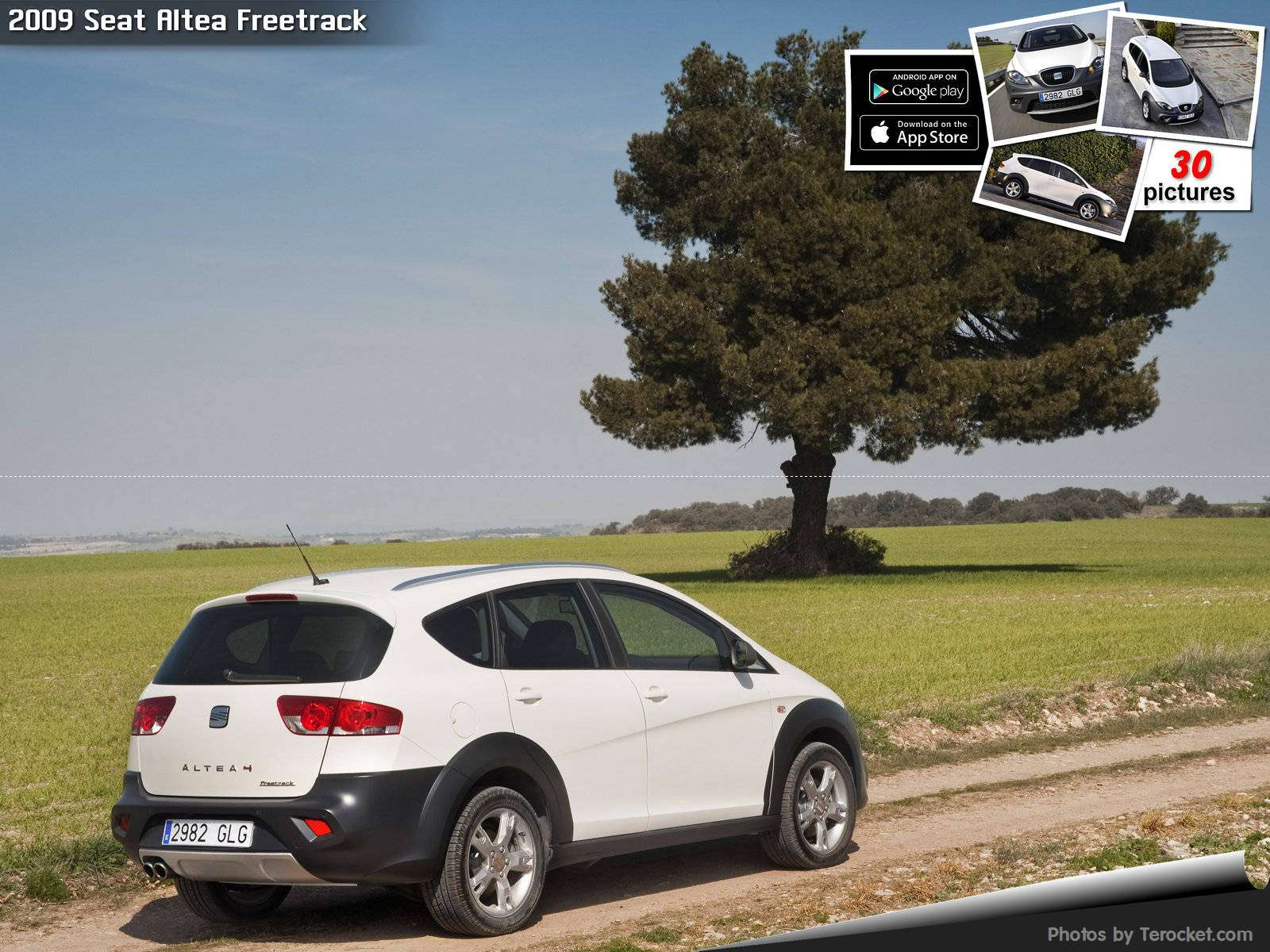 Hình ảnh xe ô tô Seat Altea Freetrack 2009 & nội ngoại thất