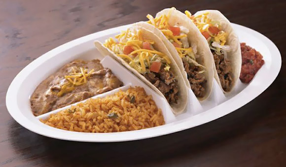 Special Taco Plates