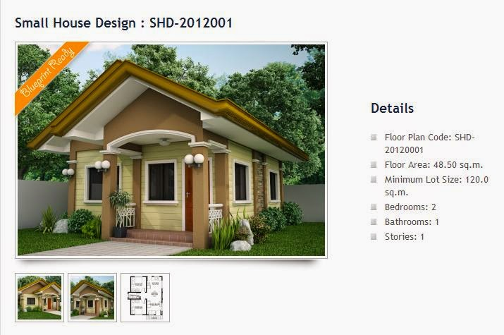 15 beautiful small house free designs bahay ofw for House designs under 200 000