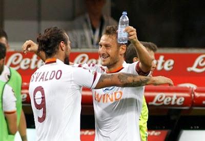 Inter-Roma 1-3 highlights