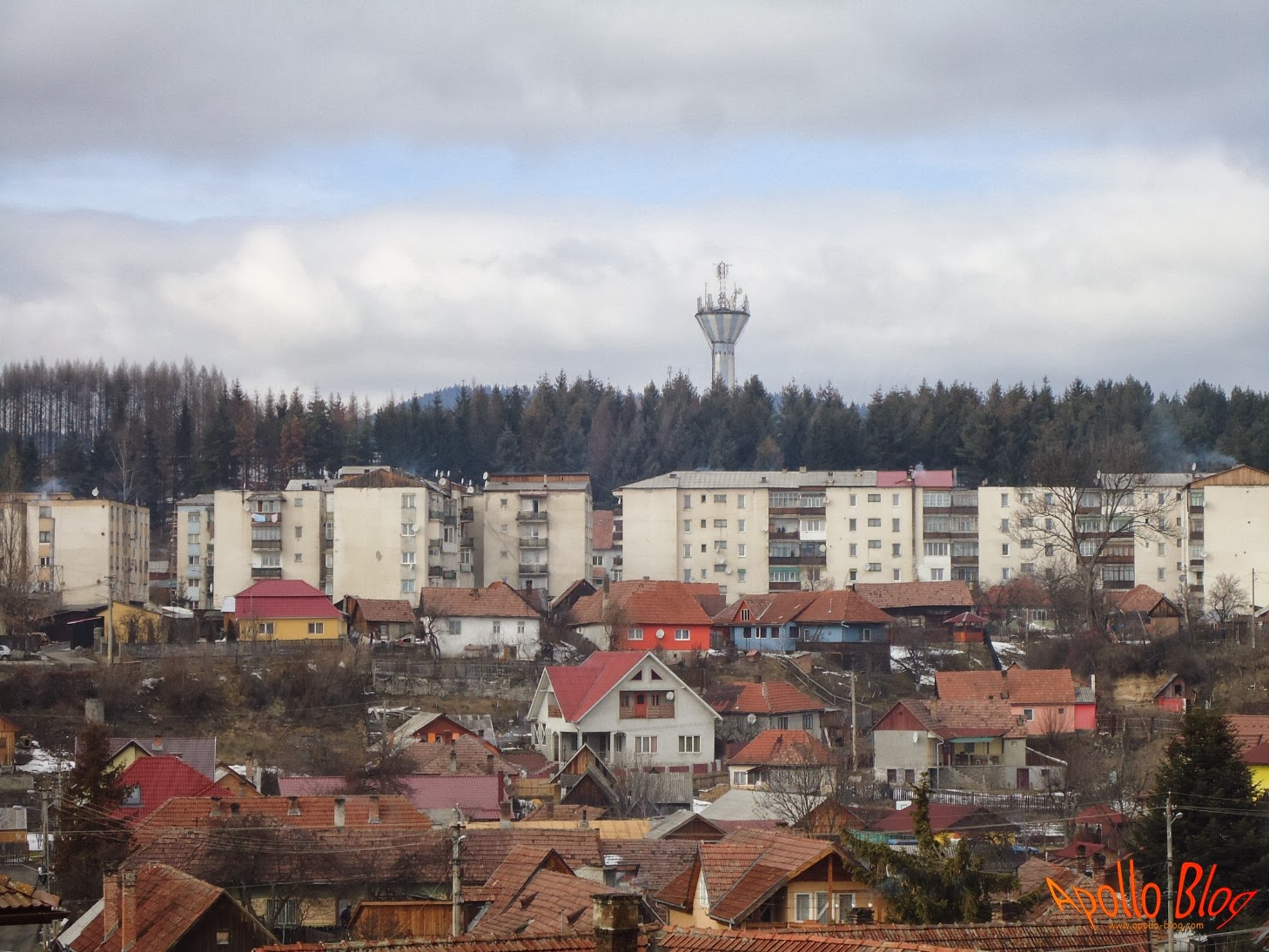 Cartierul Cornisa Toplita