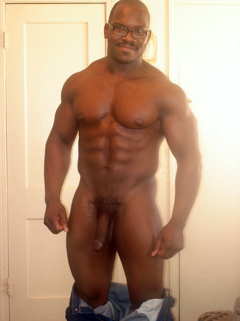 Negros Gay Musculosos