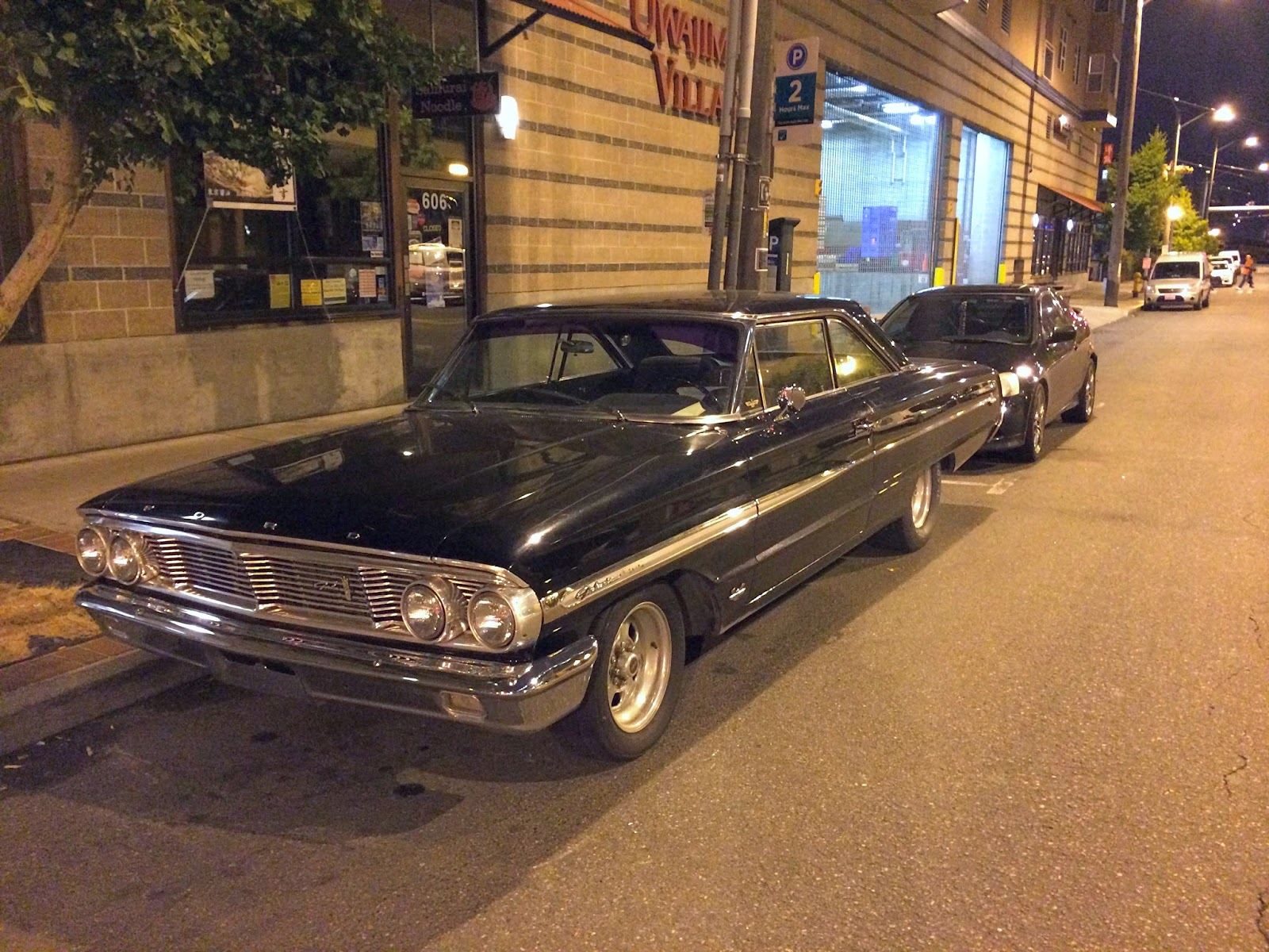 Seattles Classics 1964 Ford Galaxie 500xl 500 Xl